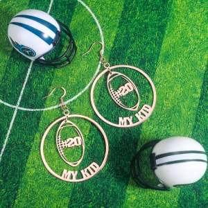 rugby jewelry