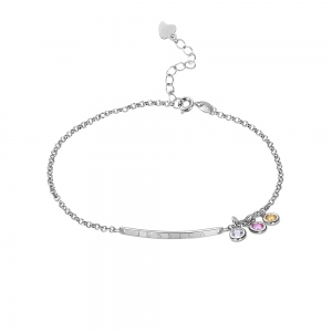Personalized Birthstone Bracelet