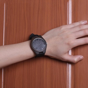 Ebony watch