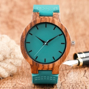 Customized Bamboo Watch for Men