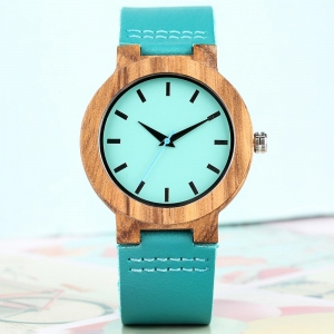 Personalized Bamboo Watch for Your Loved One