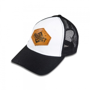 Personalized Photo Leather Patch Hat