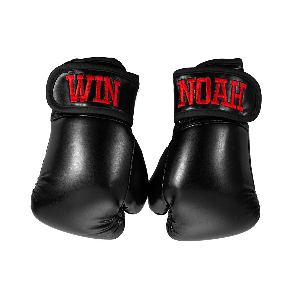 Personalized Baby Boxing Gloves