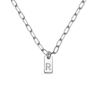 Personalized 1-3 Initials Necklace