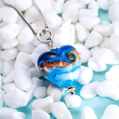 Beach glass Jewelry