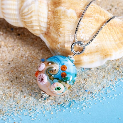 Sand & Sea Beach Style Necklace