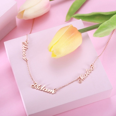 Children Names Necklace