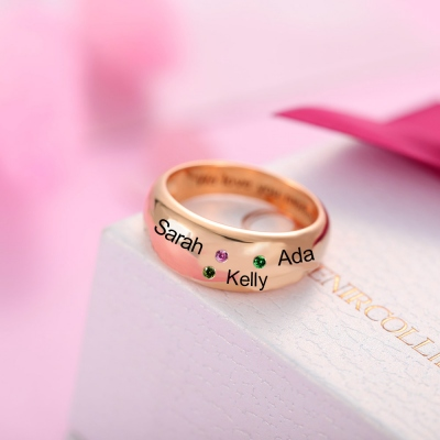 ring for best friends