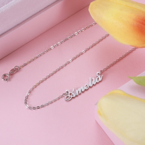 Personalized 1-4 Name Necklace