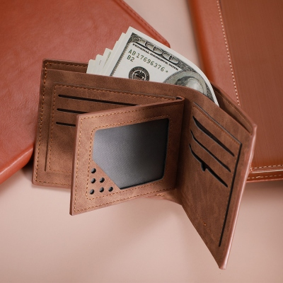 Unique photo wallet