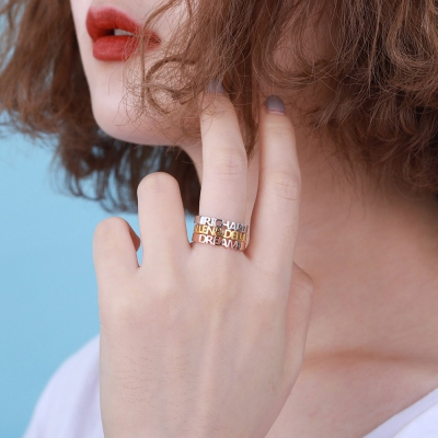 name stacking ring