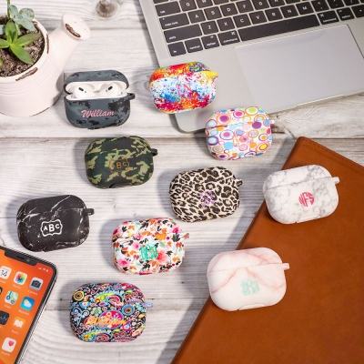 Personalized Silicone Case for AirPods Pro