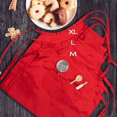 Personalized Chef Apron & Hat Set for Children