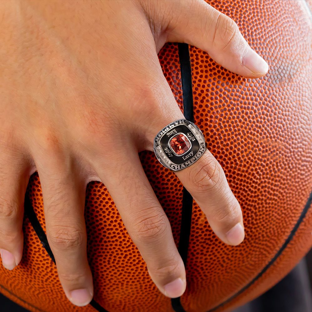 Personalized Championship Ring