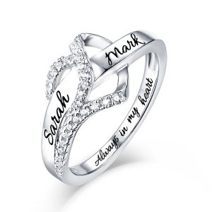 a4f7ef62f1 Buy Cheap Name Rings Online at GNN, Up to 40% Off