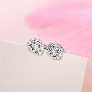 pet stud earrings