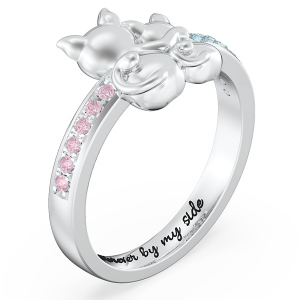 promise ring for girl