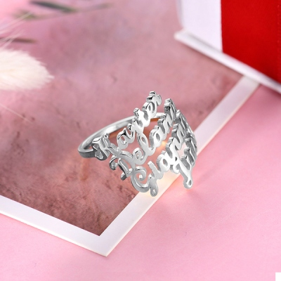 children name ring